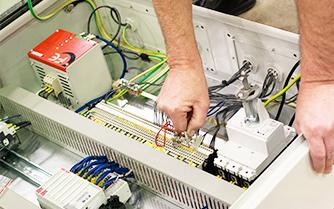 Elektisk automationsteknik service